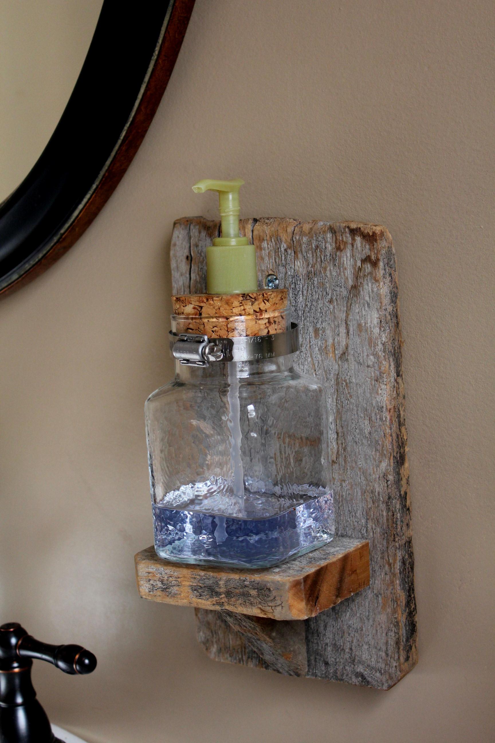 Diy Soap Dispenser Hart S Desire Photography