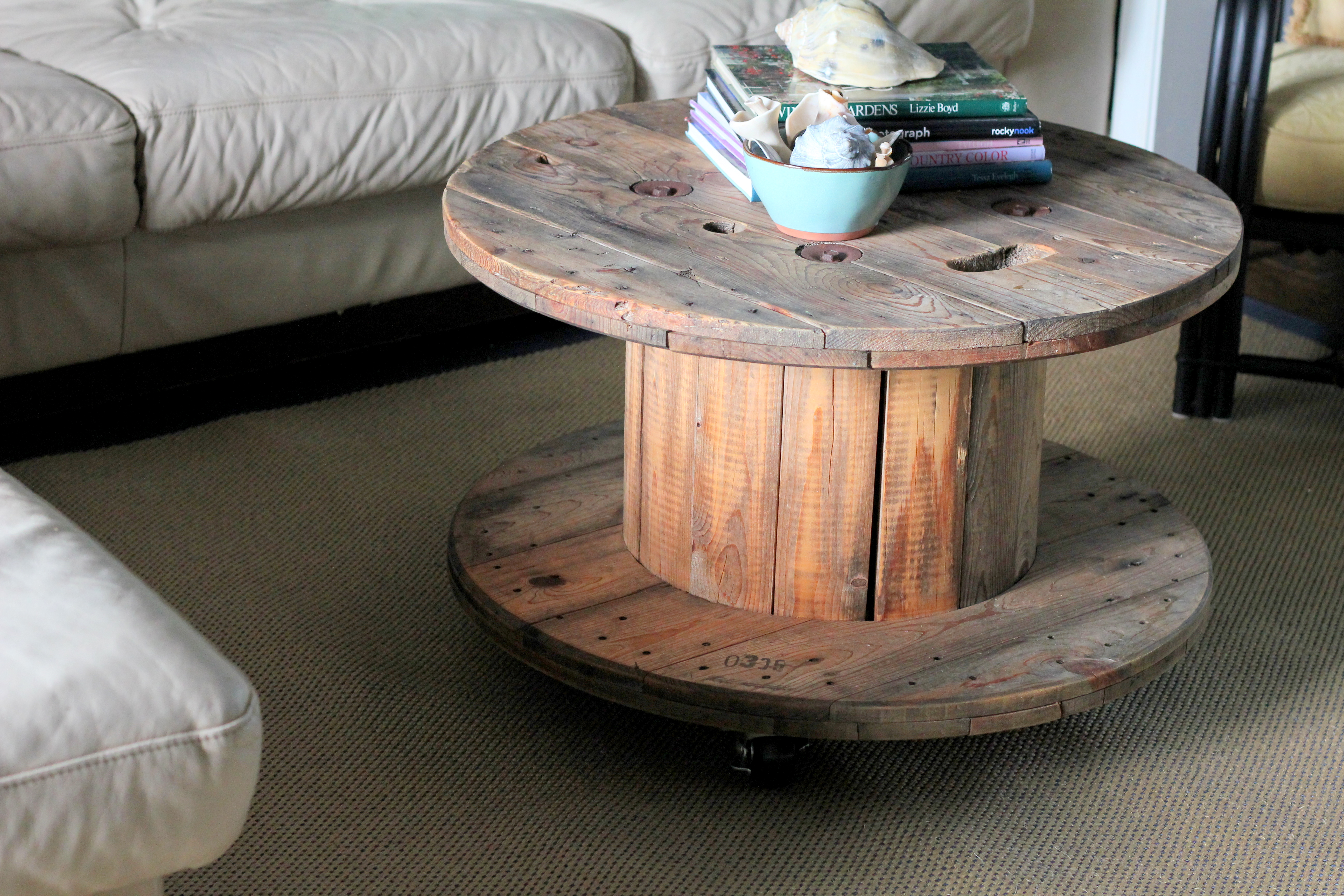 before and after {a new coffee table} – hart's desire photography