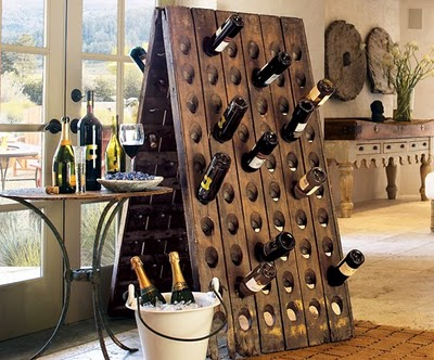 French Wine Riddling Rack Plans Plans Diy How To Make